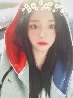 Ioi Pinky, Ioi Nayoung, Pledis Girlz, Kpop Girl Bands, Korean Girl Fashion, Women's Fashion, She Was Beautiful, I Love Girls, Ulzzang Girl