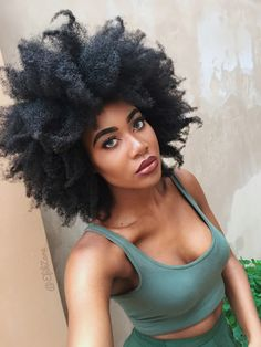 11 Huge, Healthy Afro Hacks for Type 4 Natural Hair! | Curly Nikki | Natural Hair Care