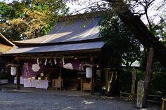 吉水神社・拝殿