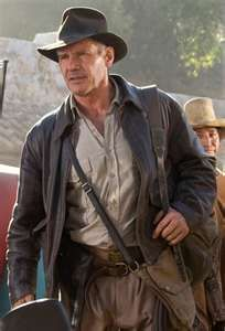 Indiana Jones - Harrison Ford (I loved all of the Indie movies)