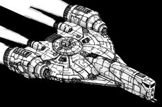 YV-100 light freighter - Wookieepedia, the Star Wars Wiki