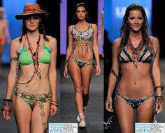 Top Swimwear Trends 2016 at Gran Canaria Moda Calida: Beach Boho
