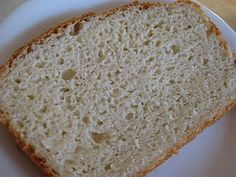 Gluten free, dairy free miracle sandwich bread (could be egg free with substitution??)