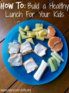 Easy & healthy lunch ideas that your kids will love