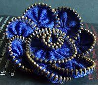 Zipper Jewellery - Night Cove