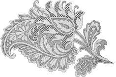 Gallery.ru / Фото #82 - Embroidery II - GWD