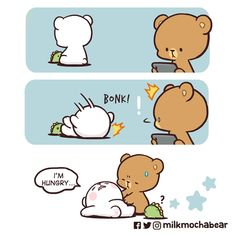 Cute Cartoon Images, Cute Cartoon Wallpapers, Cute Images, Cute Pictures, Cute Bear Drawings, Cute Animal Drawings Kawaii, Chibi Cat, Cute Chibi, Cute Emoji Combinations