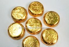 Coklat Kiloan Lagi'e Golden Coins