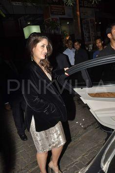 Kareena, Karisma, Saif at Randhir Kapoor's birthday dinner | PINKVILLA