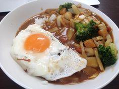 home made egg curry