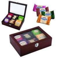 This tea and chocolate set is a warm and tasty gift! #GiveMore