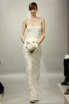Theia White Collection Wedding Dresses Spring 2014 Bridal #wedding #gown #Austin
