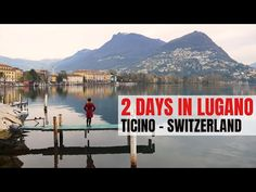 At the base of the Swiss Alps overlooking Lake Lugano, Lugano benefits from a micro-climate. Here are the best things to do in Lugano, Switzerland Cool Places To Visit, Places To Travel, Lake George, Swiss Alps, Lake Life, Grand Hotel, Beautiful Scenery, Switzerland, The Good Place