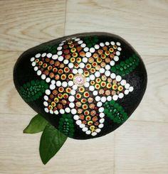 Handbemalter Stein | eBay Ebay, Artificial Stone, Stones, Deco