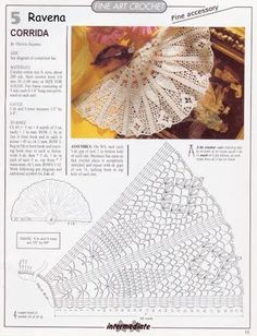 Magic Crochet № 135 - Marcia Ariela González - Picasa Web Albums Crochet Art, Thread Crochet, Knit Or Crochet, Filet Crochet, Crochet Motif, Crochet Doilies, Crochet Flowers, Crochet Skirt Pattern, Crochet Diagram
