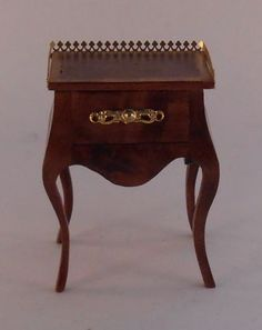French End Table by Tony Jones