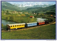 photospassion sells an item at a starting price of CHF until Friday, 15 May 2020 at CEST in the Trains category on Delcampe Swiss Railways, Amor, Cards