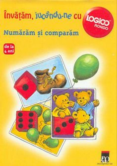 Finken - Logico - Numaram si comparam -