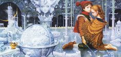 Illustration by Vladislav Erko (for The Snow Queen) by sofi01, via Flickr