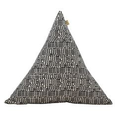 Triangle Cushion : Our triangle cushion is prefect for layering and adding interest. Inner included