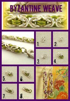 Byzantine Weave