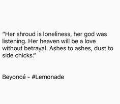 Turning Heartbreak & Betrayal Into Lemonade, My Open Letter To Beyonce. . .