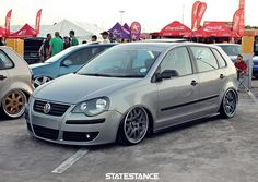 Polo 9N3 Vw Polo Modified, Volkswagen Polo, Jdm Cars, Mk1, Ford, Sporty, Creativity, Inspiration, Autos