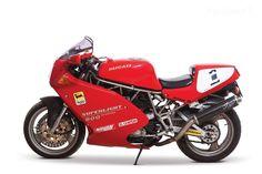 1993 Ducati 900 Superlight II