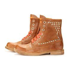 MAA Rocklyn studded military boots.