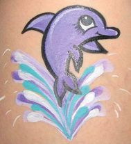 Google Image Result for http://www.theclassyclown.com/FACE%2520PAINTING/ANIMALS/Dolphin.Clipart.Face.Painting.Twinkles.jpg