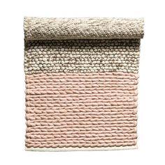 Wełniany dywan DUAL NUDE