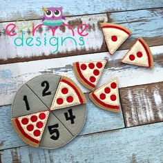 Educational - Pizza Matching 2