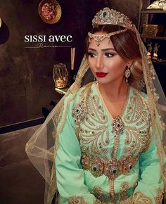 Moroccan bride by Sissi & Romeo
