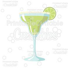 Margarita+Free+SVG+File+Cuttable+&+Clipart