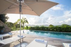 New Villa 2017! Come to St. Barths and visit Villa Marie, a 2-bedroom villa nestled in the green zone of Camaruche!