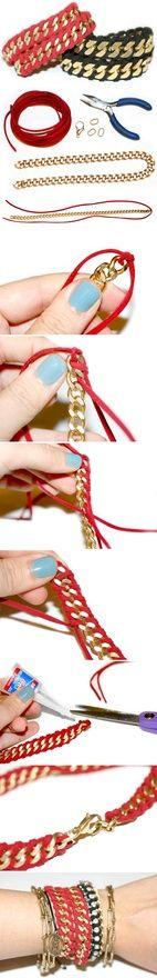 DYI bracelets
