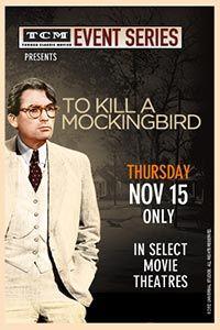 To Kill A Mockingbird 11.15.12 #ToKillAMockingbird #ClassicNovels #ClassicMovies #Classic