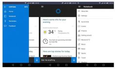 Cortana is now available for download and install on Android -  ##cortana ##Voiceass #android