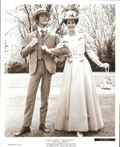 Michael Crawford and Marianne McAndrew in a publicity shot for the film version of Hello, Dolly!