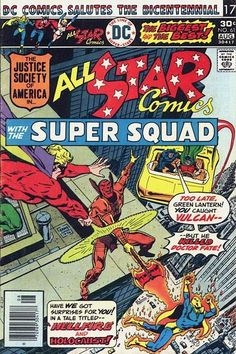 What the Justice Society does between reunions with the Justice League: Battling the SuperSatan that insured Doctor Fate's final fate.