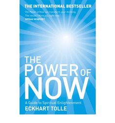 The bestselling self-help book of its generation, Eckhart Tolle demonstrates how to live a healthier and happier life by living in the present moment.