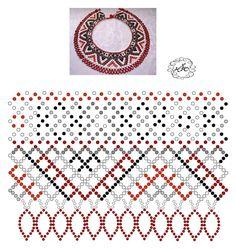 Diy Necklace Patterns, Beaded Bracelet Patterns, Beading Patterns Free, Bead Loom Patterns, Bead Loom Bracelets, Beading Techniques, Handmade Beads, Loom Beading, Bead Weaving