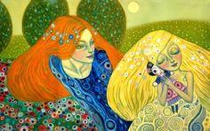 La felice stagione: Una furia d'oro. Klimt e Banshee