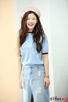 Kim Yoo Jung - Nylon Magazine April Issue '16 (Making)