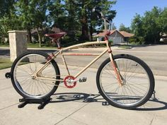"Cook bros 26"" bmx cruiser | Bicycles | Pinterest | Bmx cruiser ..."
