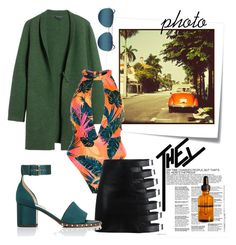 A fashion look from October 2017 featuring Eileen Fisher, orange bathing suit and leather skirts. Browse and shop related looks. Eileen Fisher, Pottery Barn, River Island, Bathing Suits, Prada, Valentino, Fashion Looks, Polyvore, Skirts