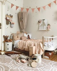 Grey and Blush Girls Bedroom by Velveteen Babies - the Conspiracy , How to Find Grey and Blush Girls Bedroom by Velveteen Babies Online In the event the room is small in dimension and don't have enough storage space, m. Baby Bedroom, Girls Bedroom, Bedroom Decor, Dreams Beds, Childrens Room Decor, Kids Decor, Little Girl Rooms, Room Inspiration, Kids Room