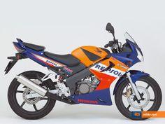 2006 Honda CBR 125 R