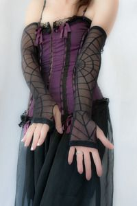 Fun spider arm thingies