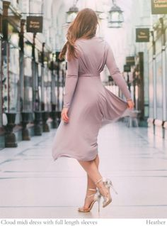 Our innovative designer range allows you to customise our dresses them with a choice of different sleeve options to suit your style, shape & occasion. Designer Bridesmaid Dresses, Designer Dresses, Color Swatches, Custom Dresses, Suits You, Cloud, Wrap Dress, Pure Products, My Style